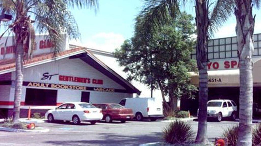 Club de striptease de Los Ángeles