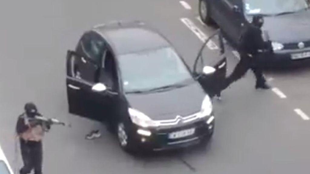 Ataque terrorista en el corazón de París