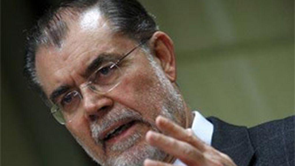 Bermejo ha hablado también del aumento de plazas para fiscales. Vídeo: ATLAS.