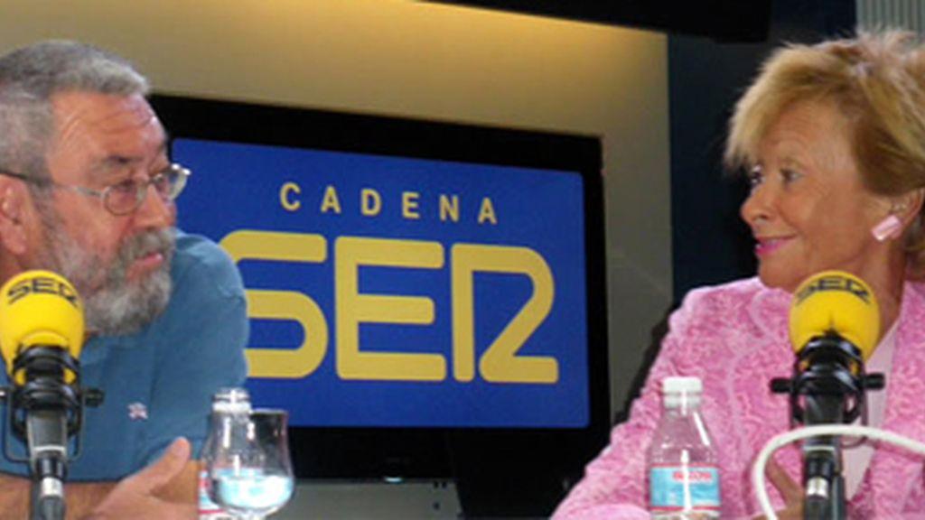 Encuentro entre De la Vega y Méndez