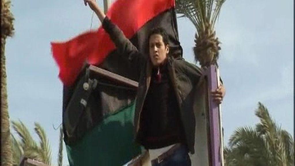 Las luchas continúan en Libia
