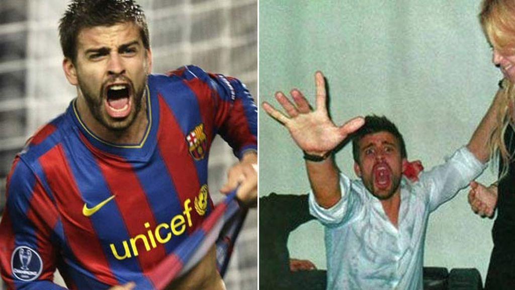 Gerard Piqué, unas cuantas fiestas locas por Barcelona