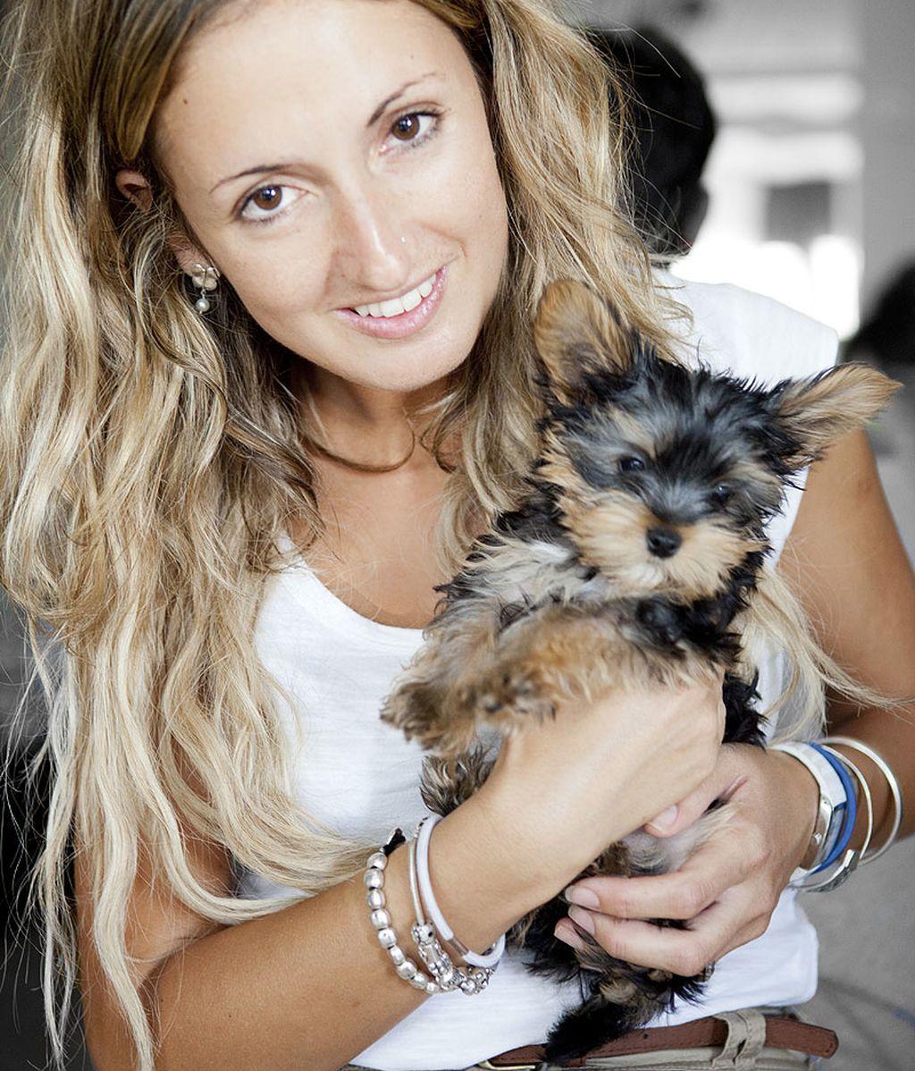 Joey, el perro de Nuria