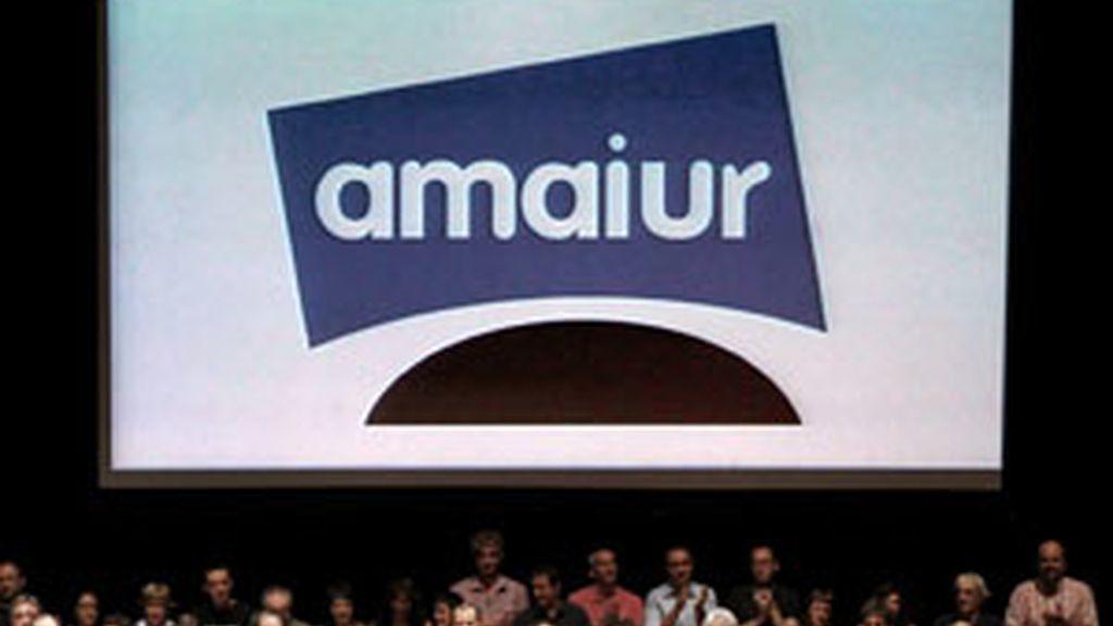 Presentación en Pamplona de Amaiur, la coalición formada por la izquierda abertzale, EA, Aralar y Alternatiba. Foto: EFE