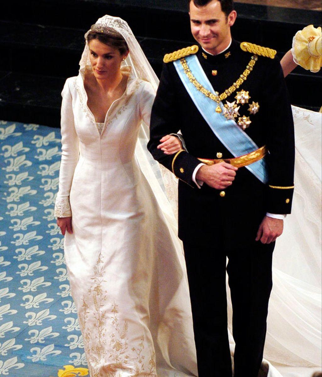 Las novias reales, según Carmen Lomana