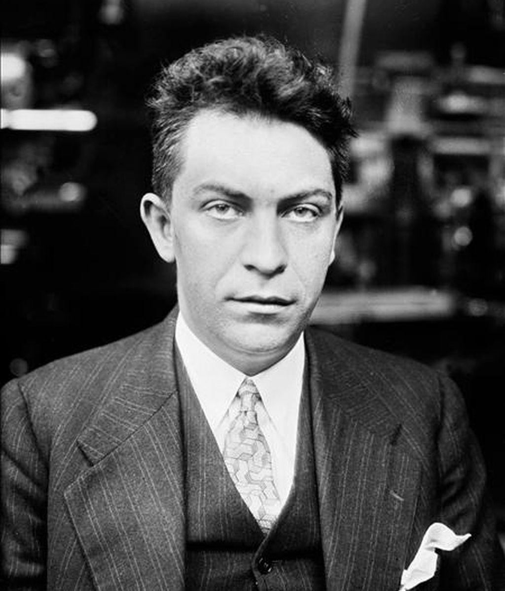 Retrato de época del escritor sevillano Manuel Chaves Nogales (1897-1944). EFE/Archivo