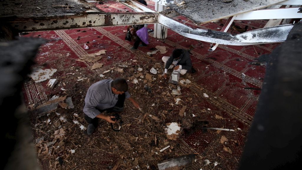 Atentados en dos mezquitas de Yemen