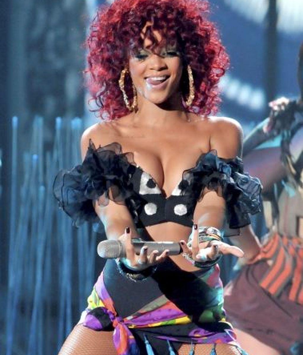 Rihanna, la evolución de una estrella