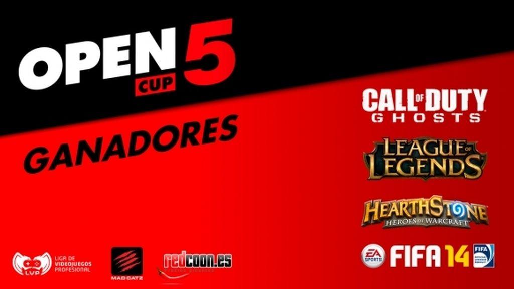 Open Cup 5, LVP, eSports