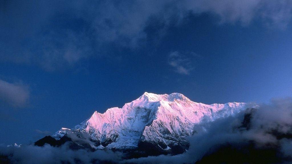 Annapurna, uno de los 14 ochomiles
