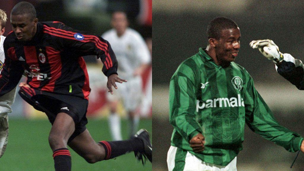 Roque Júnior, en 1999, levantó la Libertadores y cuatro años después, la Champions