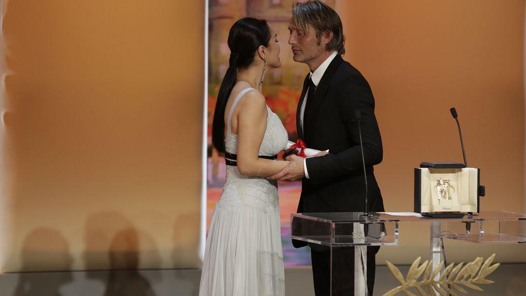 El danés Mads Mikkelsen, Palma de Oro al mejor actor
