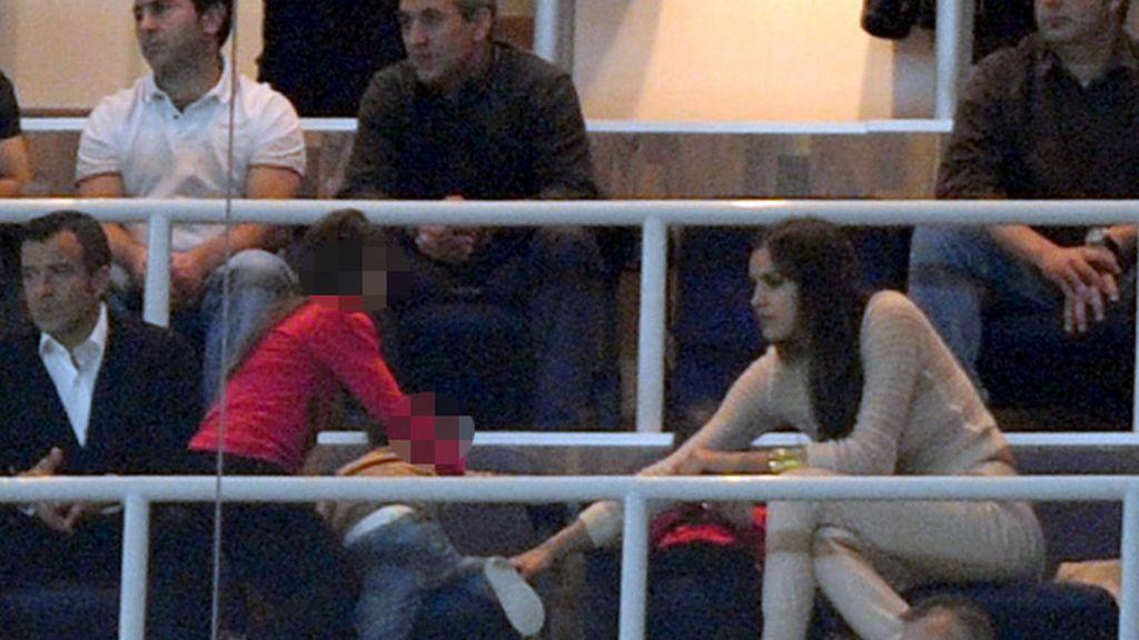 "Irina Shayk, entrenando para ser una ""madraza"""