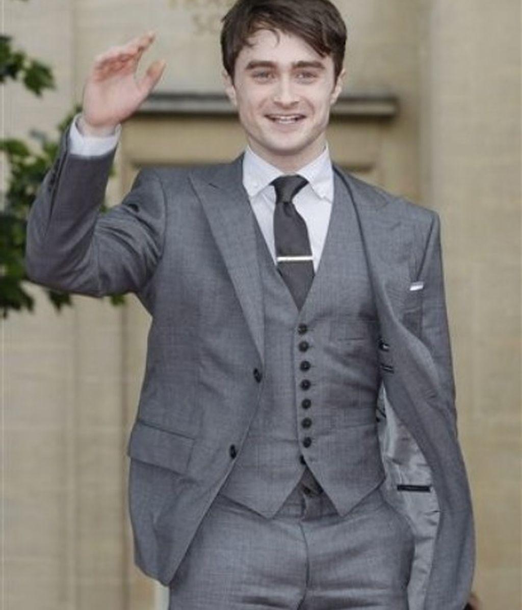 Vuelve Harry Potter