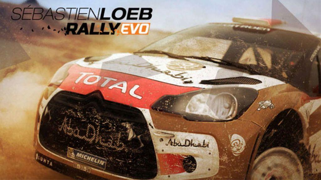 Sébastien Loeb Rally EVO,PS4,Xbox One,STEAM