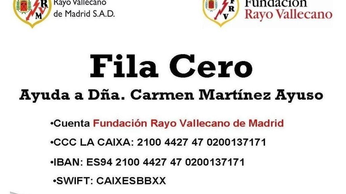 Doña Carmen, Rayo Vallecano, Paco Jemez