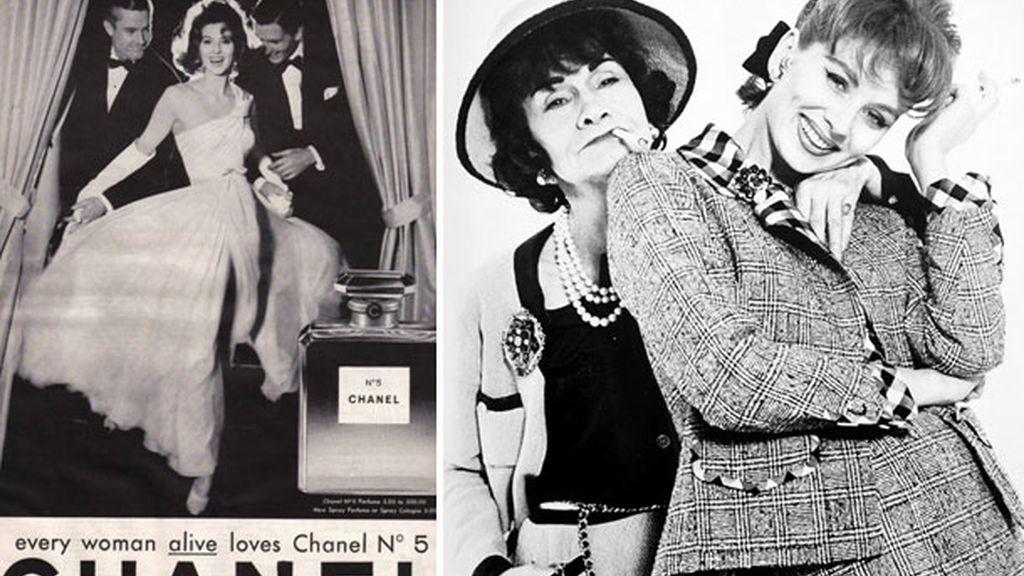 'Todas las mujeres vivas adoran Chanel Nº5'