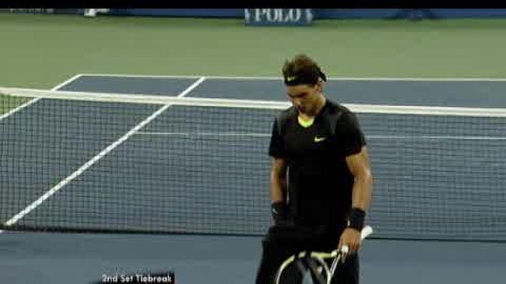 Nadal sigue en el US Open