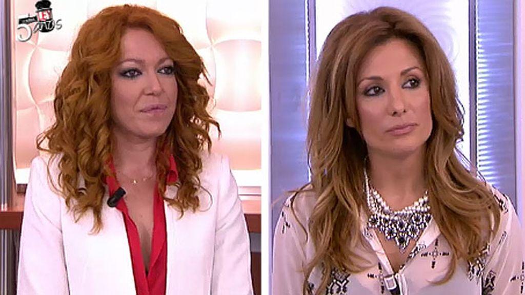 Sofía Cristo y Nagore Robles se reencuentran en 'De Buena Ley'