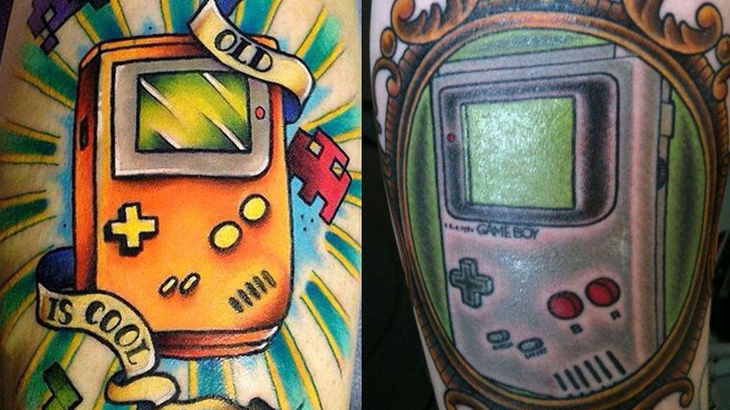 La Game Boy, a flor de piel