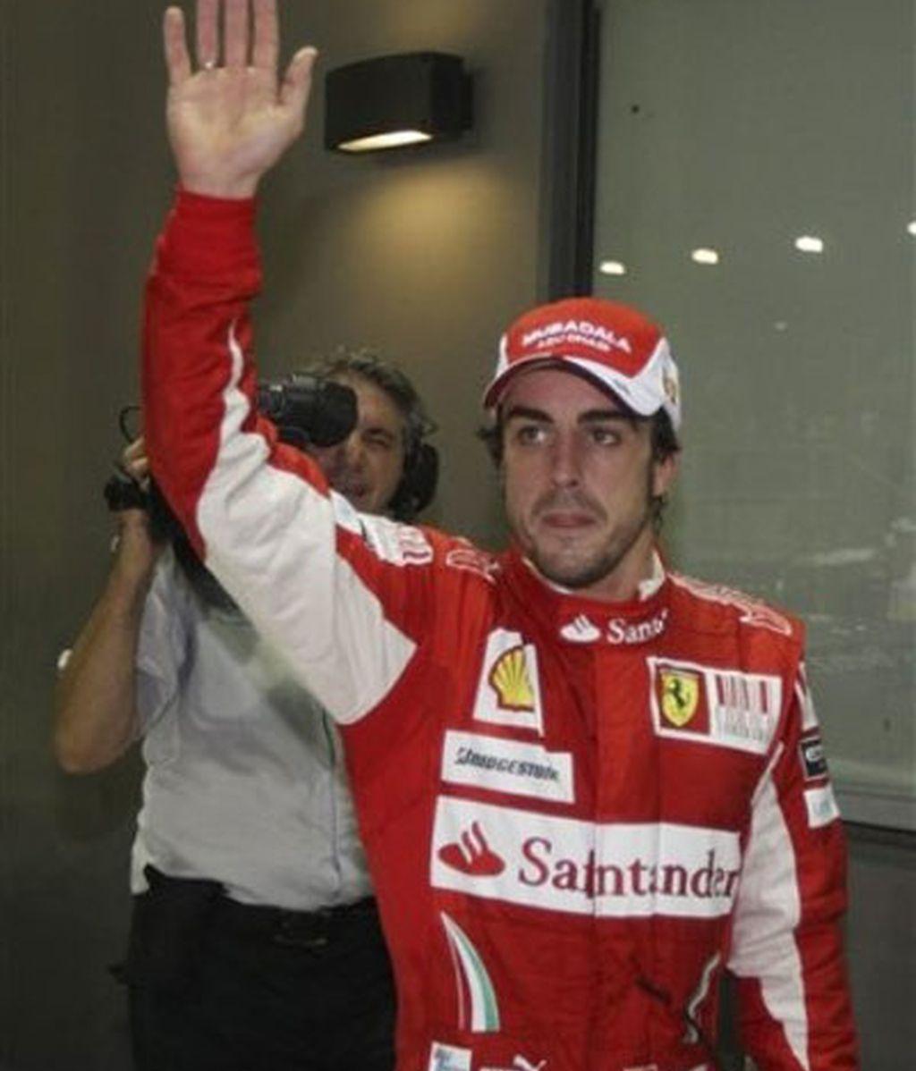 Segunda 'pole' consecutiva para Alonso, la 20ª de su carrera deportiva