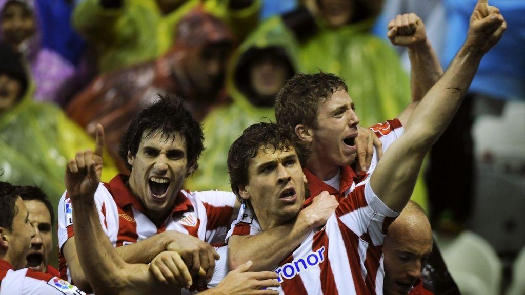 Confianza en los goles de Llorente