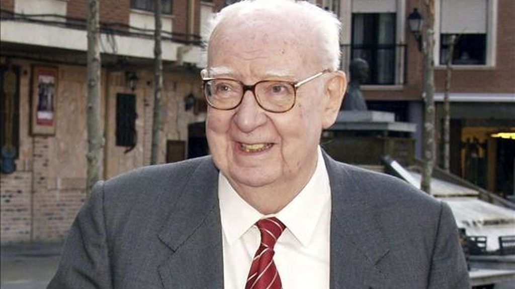 El director de cine José Luis Borau. EFE/Archivo