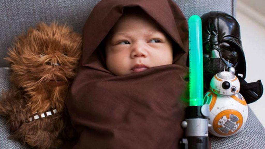 Mark Zuckerberg,Max,hija de Mark Zuckerberg,Mark Zuckerberg,Star Wars,El despertar de la fuerza,