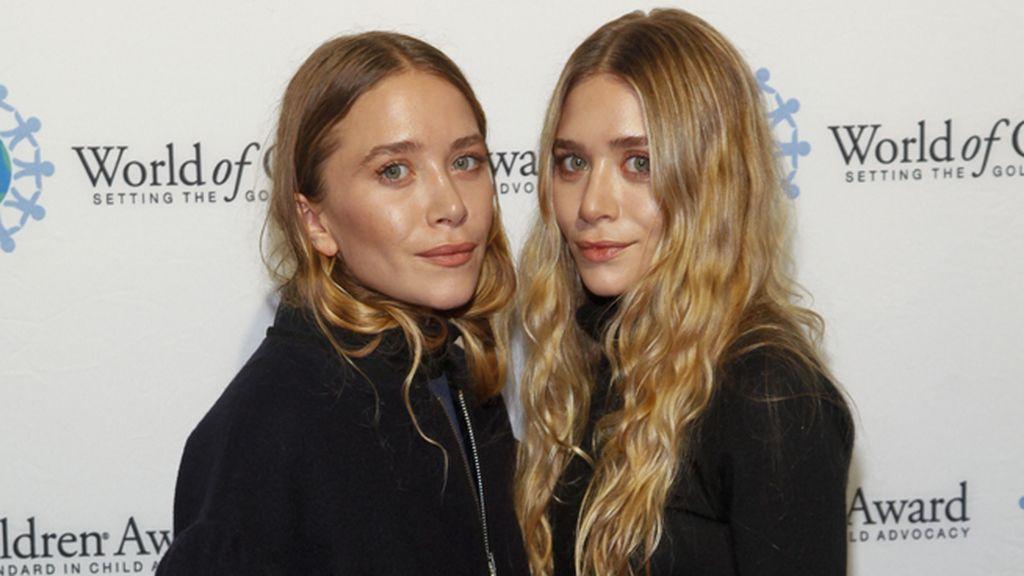 Las gemelas Olsen ya no son iguales