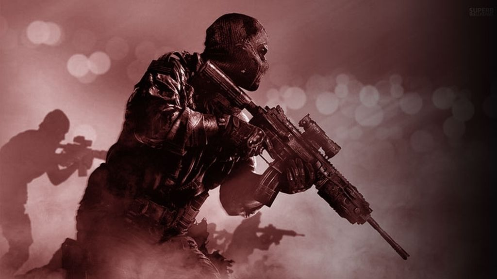 Call of Duty, Ghosts, LVP, FF, general