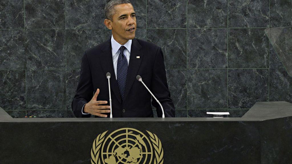 Barack Obama, ante la 68º asamblea general de la ONU