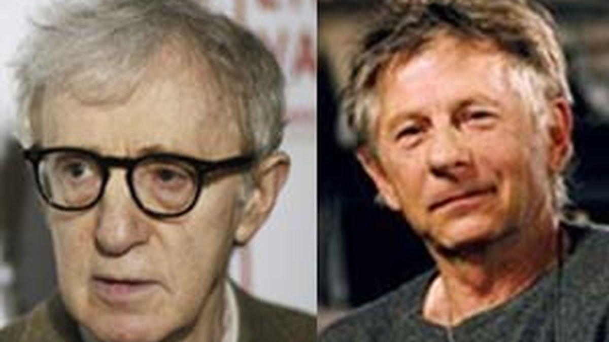 """Woody Allen cree que Polanski ya ha sido """"castigado"""" y está """"resocializado"""""""
