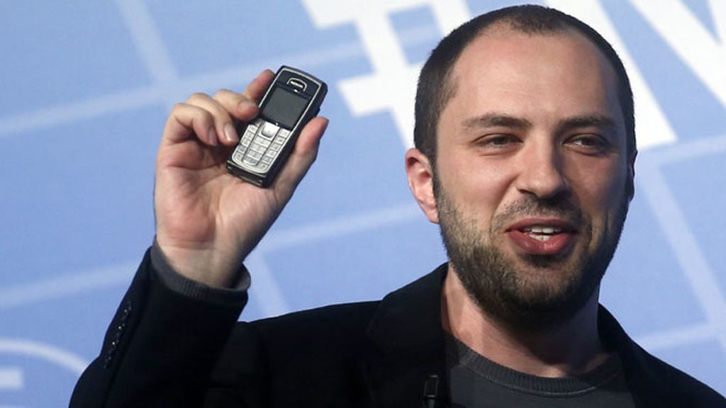 El Consejero Delegado de Whatsapp anuncia llamadas de voz