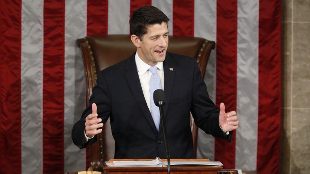 Paul Ryan, elegido nuevo presidente de la Cámara de Representantes de Estados Unidos