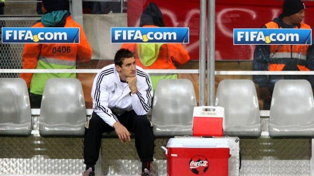 Uruguay-Alemania, final de consolación