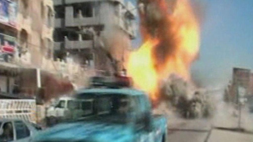 Un coche bomba deja siete muertos en Kirkuk