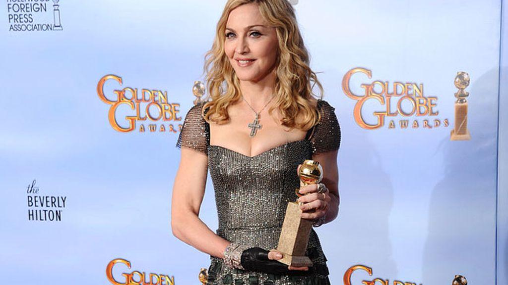 ¿Qué esconden las manos de Madonna?