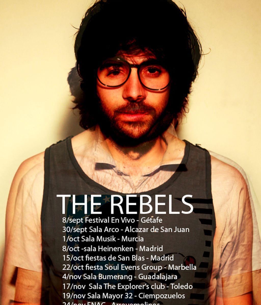 The Rebels en concierto