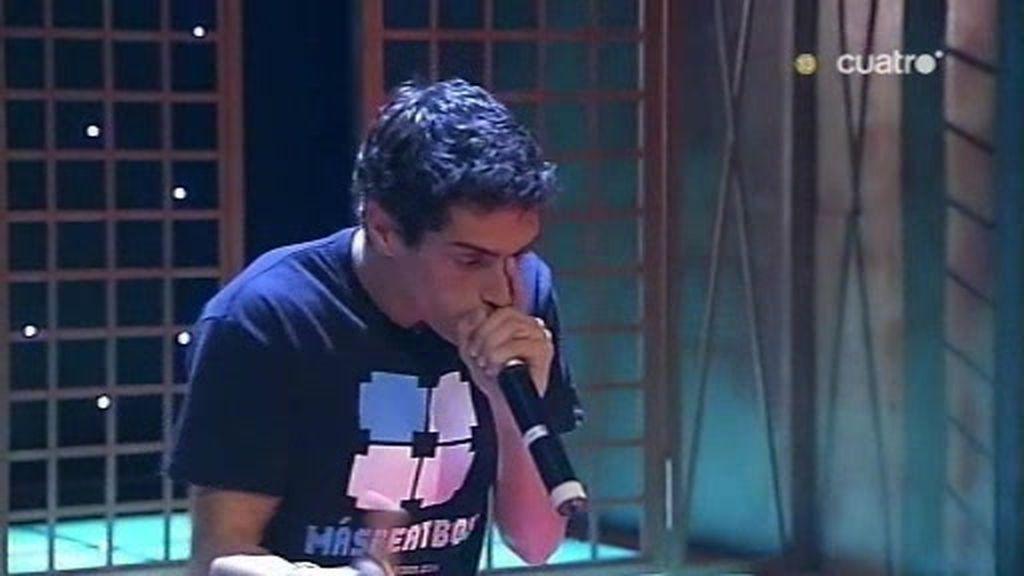 El mejor Beatbox de España en UAU
