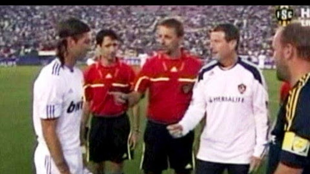 Segunda victoria del Madrid de Mourinho