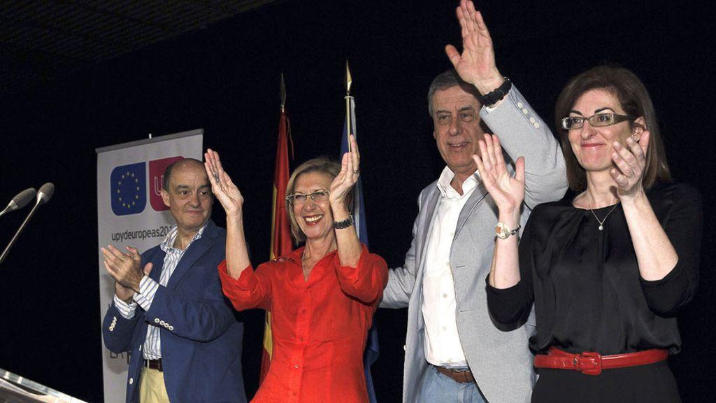 Madrid, escenario elegido por UPyD para cerrar la campaña