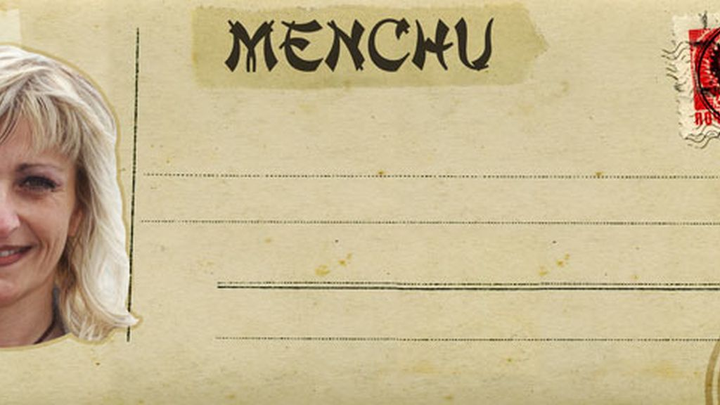 Menchu, hostelera