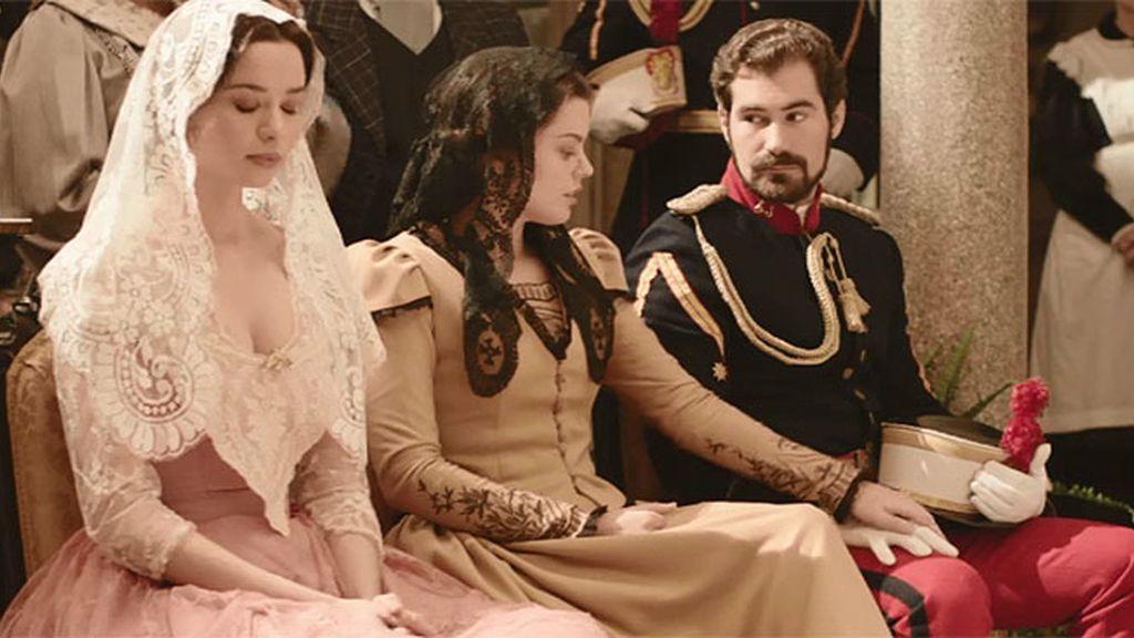 Aníbal intenta por todos los medios parar la boda