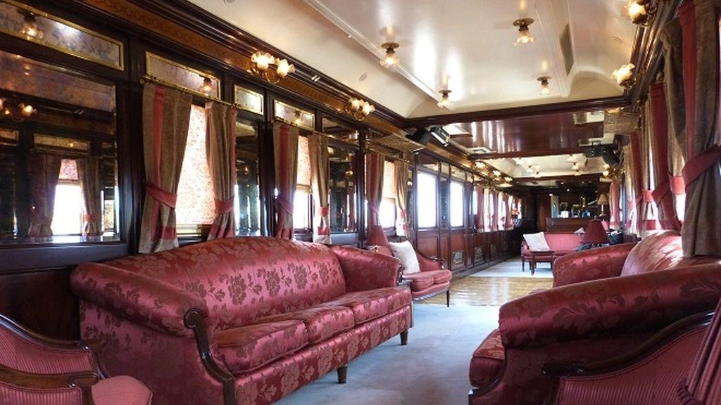 trenes salon