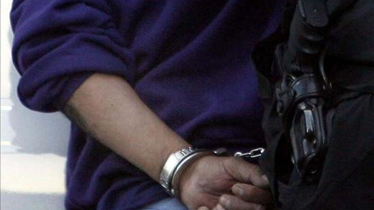 Murray fue detenido el viernes y se encuentra en prisión preventiva hasta que sea llevado ante la corte, probablemente el lunes. EFE/Archivo