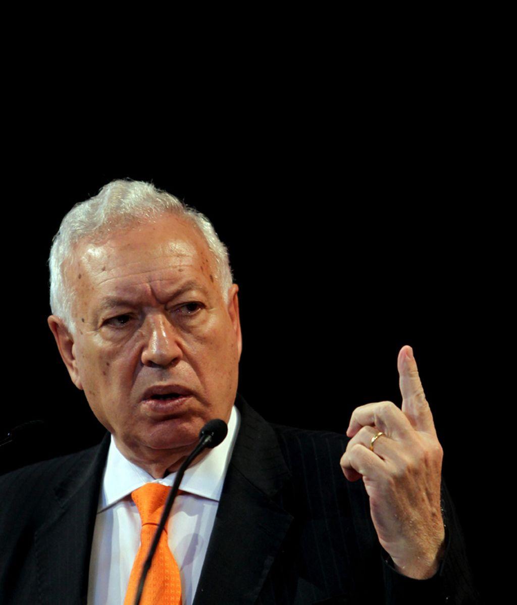 El ministro de Asuntos Exteriores, José García-Margallo