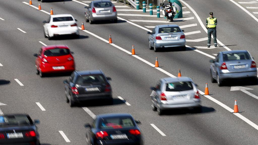 Operación salida de tráfico