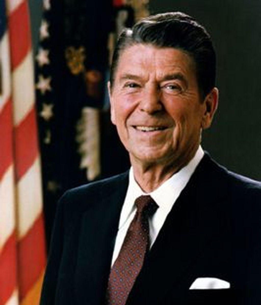 Ronald Reagan, en una imagen de archivo.