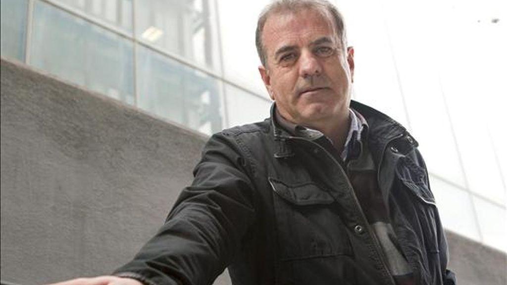 El escritor Luis Campo. EFE