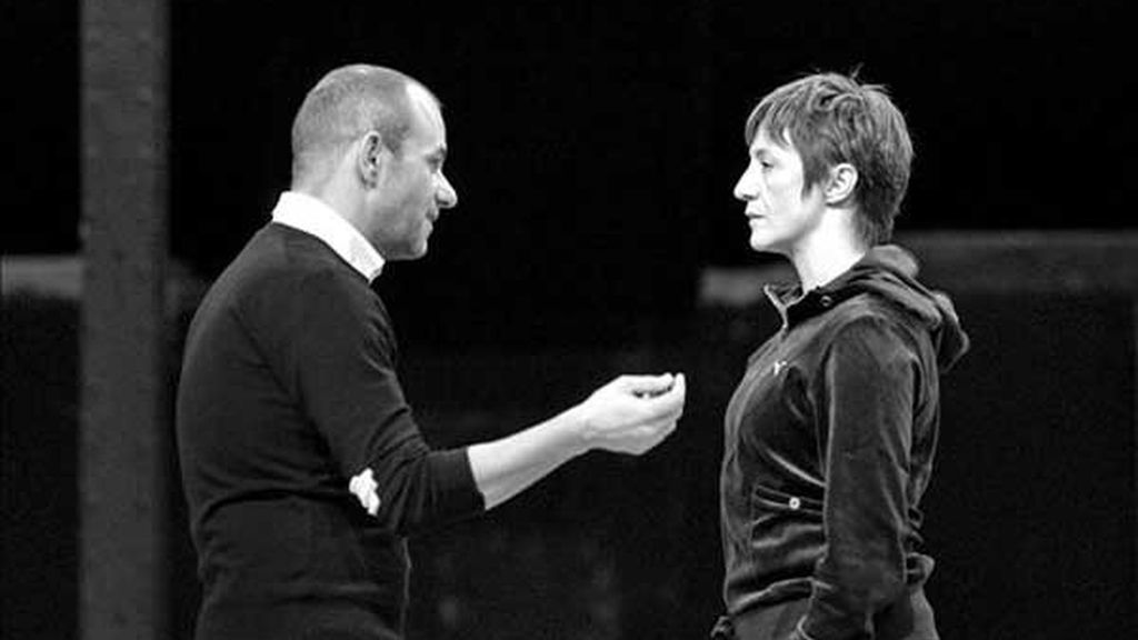 El Hamlet de Pandur y Blanca Portillo